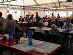 Lo stand gastronomico è tra le attrazioni della Festa della Ripresa
