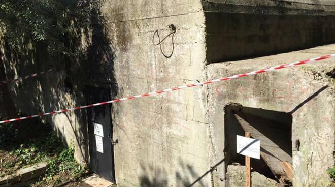 Un bunker del ravennate