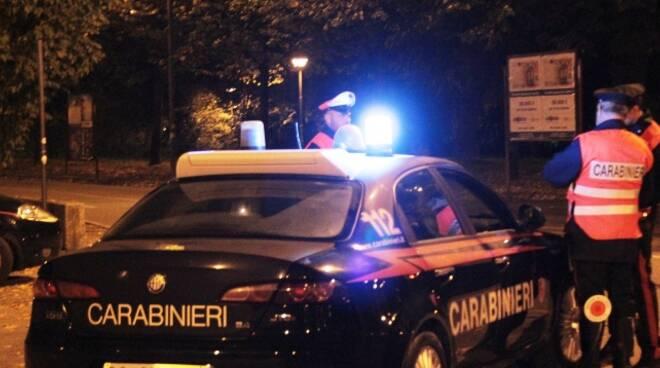 I controlli dei carabinieri della Compagnia di Rimini
