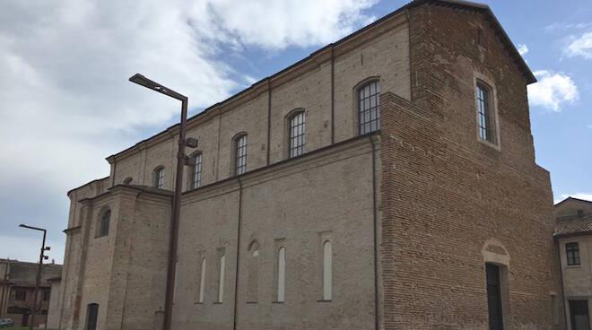Il museo San Domenico di Forlì (foto Blaco)
