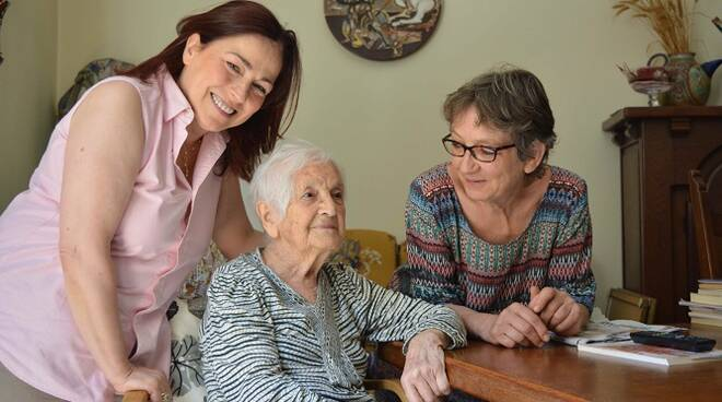 L'associazione ha intrapreso un progetto ambizioso: l'assistenza domiciliare ai pazienti non autosufficienti
