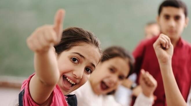 La prima campanella interessa anche 1.118 alunni delle scuole primarie