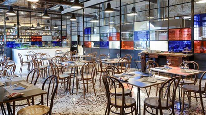 Le Officine del Sale di Cervia, progettate dall'architetto Fabrizio Fontana