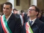 Michele de Pascale con Dario Nardella