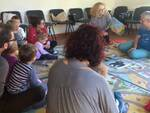 I lettori volontari in azione alla biblioteca comunale di Gatteo