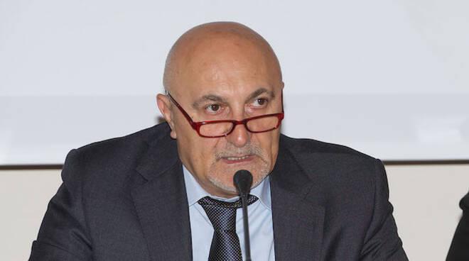 Il direttore di Legacoop Romagna, Mario Mazzotti