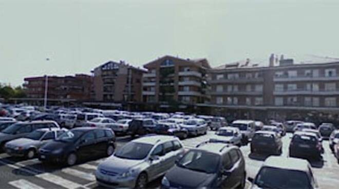 Immagine di repertorio di Piazza Andrea Costa a Cervia