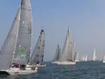 Campionato d'inverno di vela allo Yacht Club di Marina di Ravenna