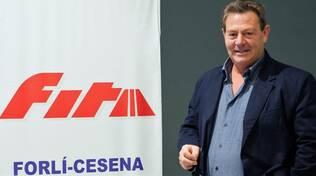 Daniele Battistini, presidente della CNA Fita di Forlì-Cesena