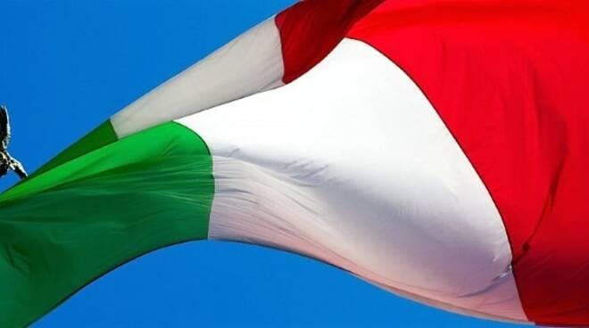 La Bandiera della Repubblica Italiana, simbolo dell'Unità nazionale