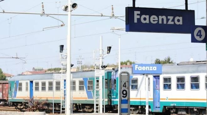La stazione di Faenza