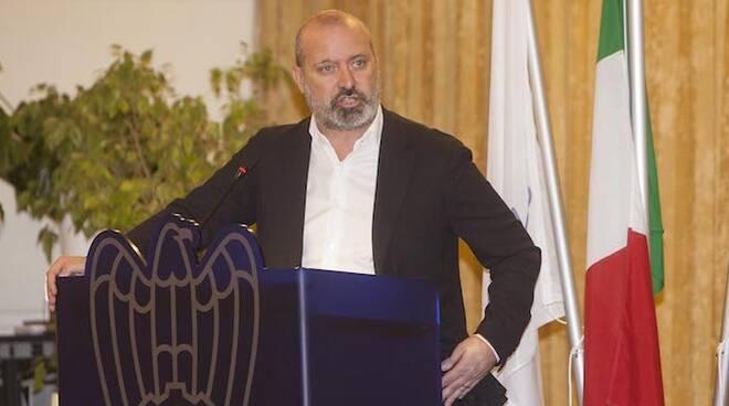 Stefano Bonaccini partecipa all'Assemblea provinciale di Confcooperative