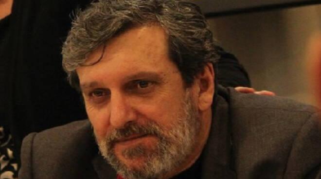 Costantino Ricci, segretario generale della Camera del lavoro di Ravenna