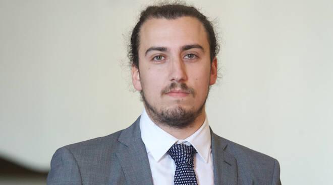Fabio Sbaraglia, capogruppo Pd in consiglio comunale