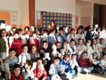 """Gli alunni della scuola primaria di Classe per il progetto """"Mese dell'Albero in Festa"""""""