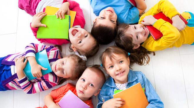 Immagine di repertorio - Bambini