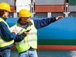 Immagine di repertorio - Lavoratori portuali