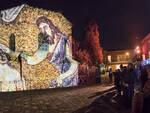 Immagine di repertorio - Rassegna di video mapping a Ravenna