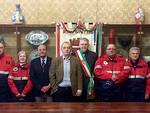 Incontro dei referenti delle associazioni di categoria con l'Associazione nazionale Carabinieri, sezione Faenza