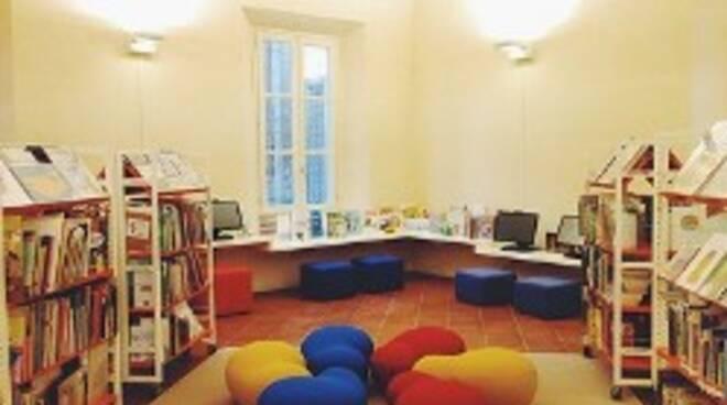 La Biblioteca Ragazzi a Cesena