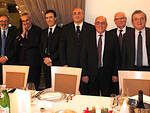 "La cena di auguri de ""The International Propeller Club Port of Ravenna"" al Palace Hotel di Milano Marittima"