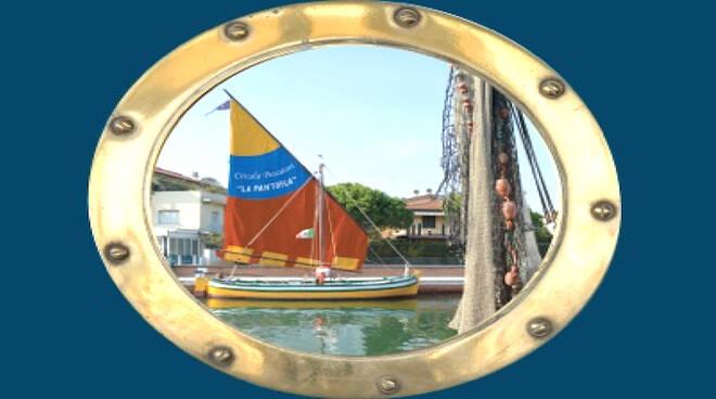 """Nella foto un'immagine tratta dal calendario 2018 del Circolo Pescatori """"La Pantofla"""""""