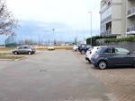 Parcheggio di via Orioli a Fornace Zarattini