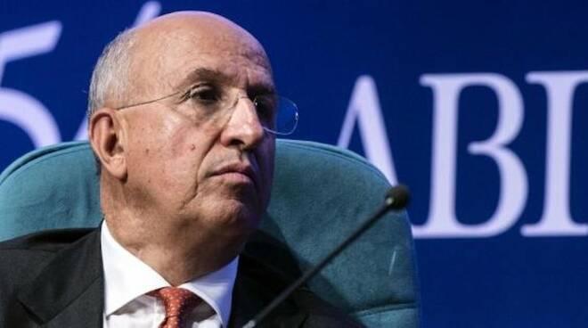 Antonio Patuelli farà un terzo mandato come Presidente Abi (foto Huffington Post)