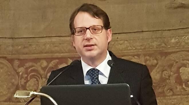 Enrico Sirotti Gaudenzi (Forza Italia)