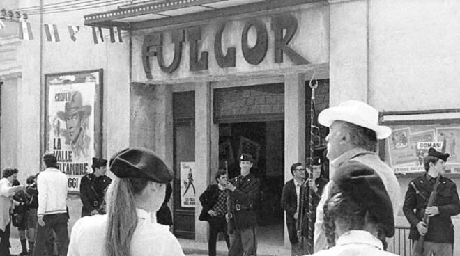 Il Cinema Fulgor all'apice del suo splendore nella Rimini del secolo scorso