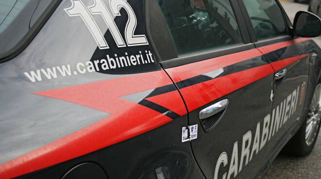 Immagine di repertorio - Carabinieri