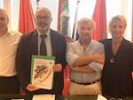 Immagine di repertorio - Eugenio Fusignani, Stefano Ravaglia, Giannantonio Minguzzi e altri esponenti della maggioranza PRI