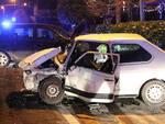 Incidente stradale in via Dismano a Ravenna
