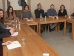 """Un'immagine dell'incontro di HeraLAB al centro giovanile """"La Macina"""" di Ravenna"""