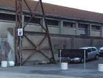 Zona pedonale di via D'Alaggio a Ravenna