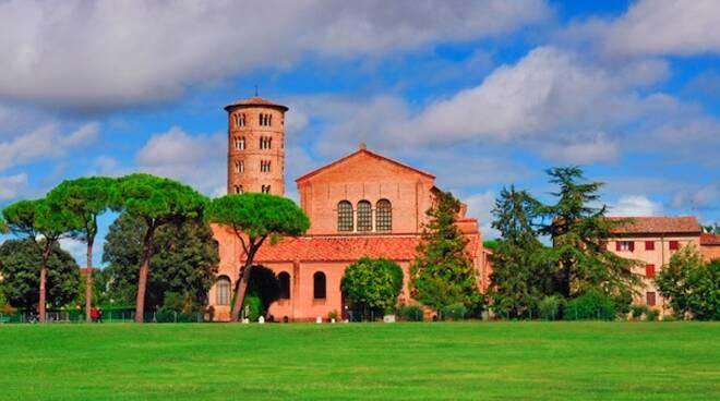 Basilica di Sant'Apollinare in Classe, Ravenna - Immagine di repertorio