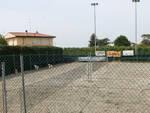 In foto il centro sportivo di Maiano Monti