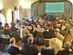 In foto un momento dell'incontro formativo del portale Sieder a Lugo