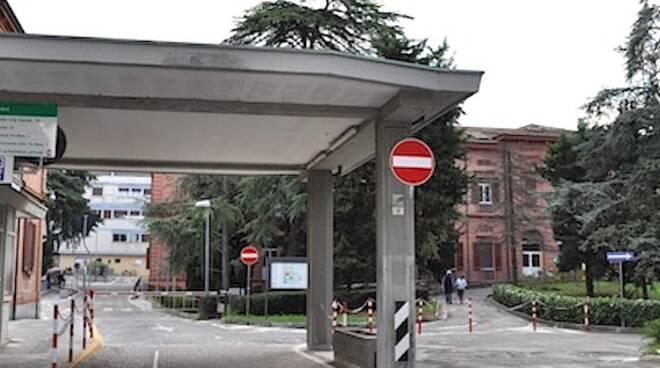 L'ospedale di Lugo, Umberto I