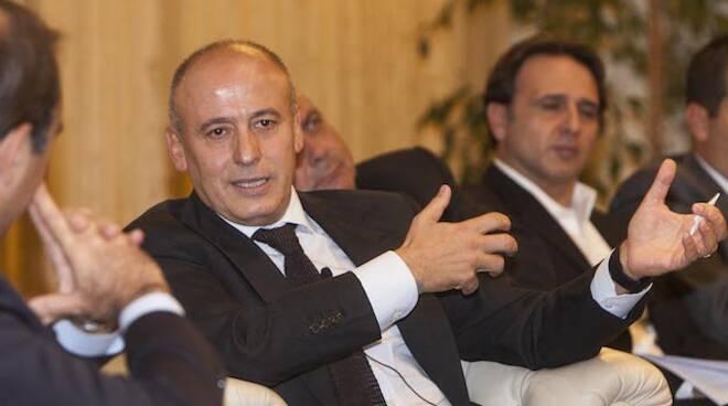Paolo Maggioli, presidente di Confindustria Romagna (foto d'archivio)
