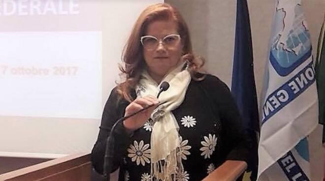 Tullia Bevilacqua segretaria regionale dell'Ugl