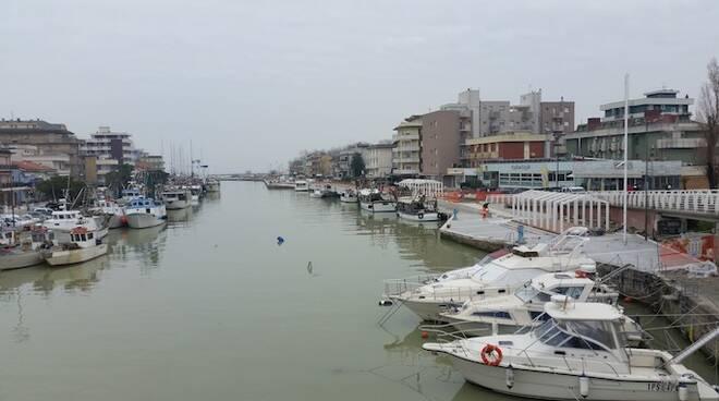 Il porto di Bellaria Igea Marina (foto d'archivio)
