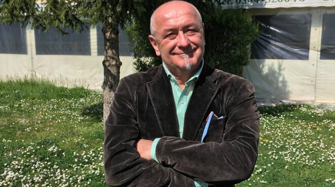 Il delegato cervese, Mauro Conficoni