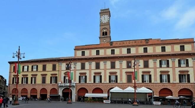 Il municipio di Forlì: l'Ugl chiede di partecipare alle elezioni della Rsu (immagine d'archivio)