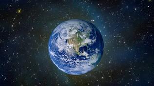 Il Pianeta Terra in uno scatto satellitare