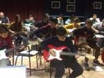 L'orchestra di chitarre