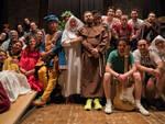 """La Compagnia """"A egregie cose"""" porta in scena alcuni momenti chiave della vita di San Francesco"""
