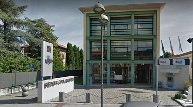 La sede della CNA di Lugo