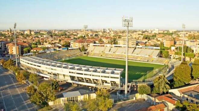 """Stadio """"Bruno Benelli"""" di Ravenna"""