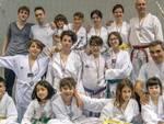 Atleti e tecnici di Taekwondo Cervia